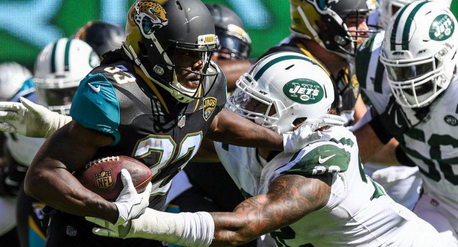 New York Jets vs Jacksonville Jaguars