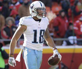 Jets Host Wide Receiver Rishard Matthews