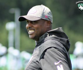 "Jets Defensive Coordinator Kacy Rodgers Hospitalized for ""Serious"" Issue"