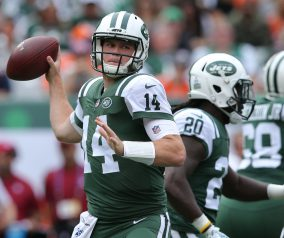 Darnold Dazzles as Defense Falters; Jets vs Texans Report Card