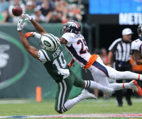 Jets \ Broncos Game Observations