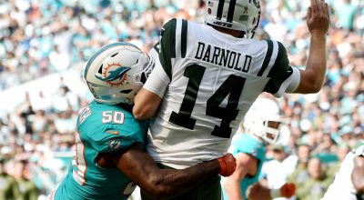 Week 14 NY Jets Pick: Averages Lead to a Play on the Total