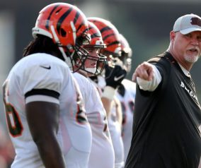 PFT: Jets to Hire Former Bengals O-Line Coach Frank Pollack