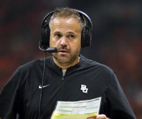 Report: Rhule Returning to Baylor