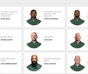 Coaching Staff Round Up