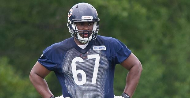Jets add Jordan Morgan, Former Bears Fifth Round Guard