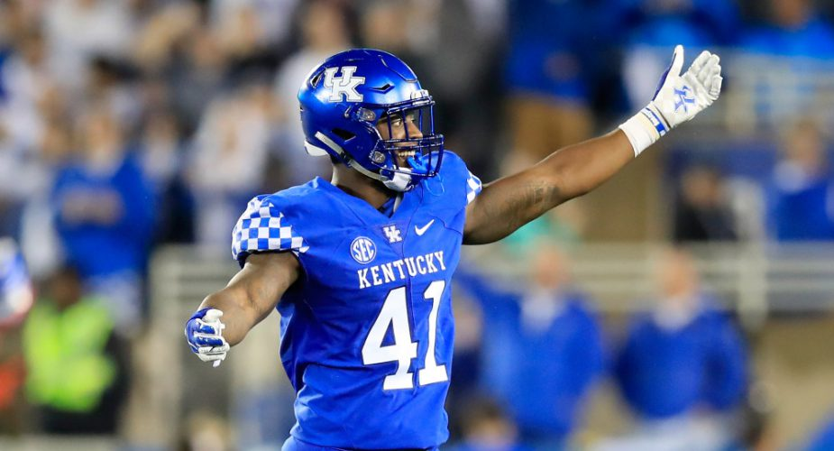 JetNation Prospect Preview: Kentucky Linebacker Josh Allen