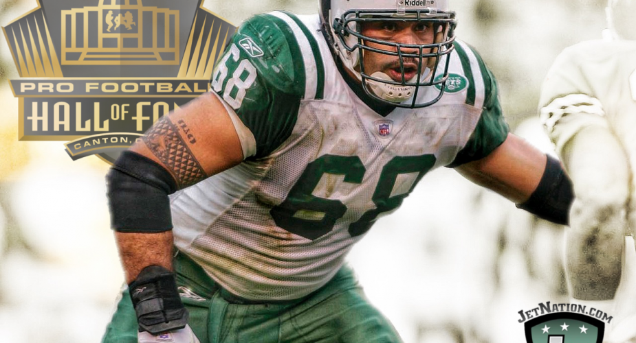 Former Jets Center Kevin Mawae Elected to Hall of Fame