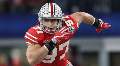 JetNation Prospect Preview: Ohio State Defensive End Nick Bosa