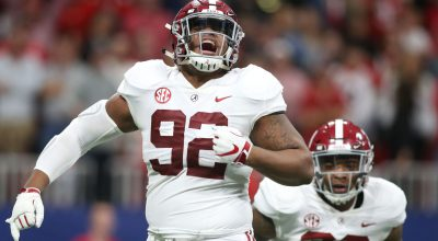 JetNation Prospect Preview: Alabama Defensive Tackle Quinnen Williams
