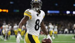 Report: Jets Enter Antonio Brown Sweepstakes