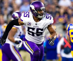 Barr Decides to Stay with Vikings