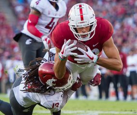 JetNation Prospect Preview: Stanford WR JJ Arcega-Whiteside