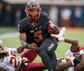 JetNation Prospect Preview: Oklahoma State Running Back Justice Hill