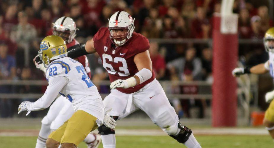 JetNation Prospect Preview: Stanford Offensive Lineman Nate Herbig