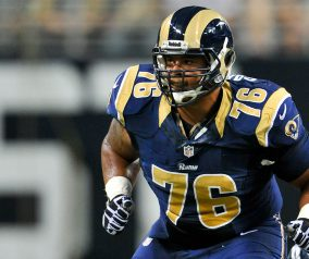Report: Jets Poised to Make run at Rams Lineman Saffold