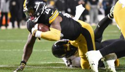 Le'Veon Bell to the NY Jets