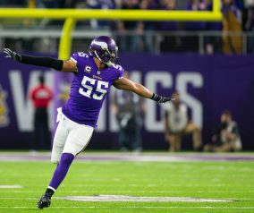 Schefter: Anthony Barr Intends to Sign with the NY Jets