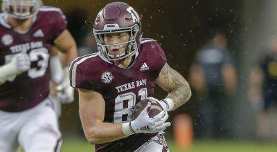 JetNation Prospect Preview:  Texas A&M TE Jace Sternberger