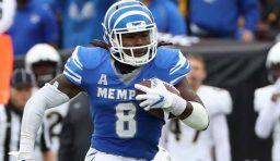 JetNation Prospect Profile: Memphis Running Back Darrell Henderson