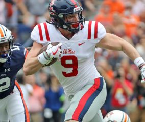 JetNation Prospect Preview: Mississippi TE Dawson Knox