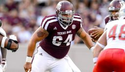 JetNation Prospect Preview: Texas A&M Center Erik McCoy