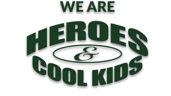 Heroes & Cool Kids - Bruce Harper