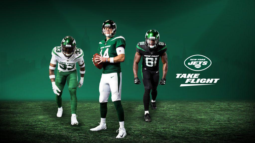 New Jets Uniforms