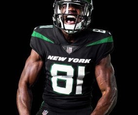 New Uniforms a hit With Jets Faithful