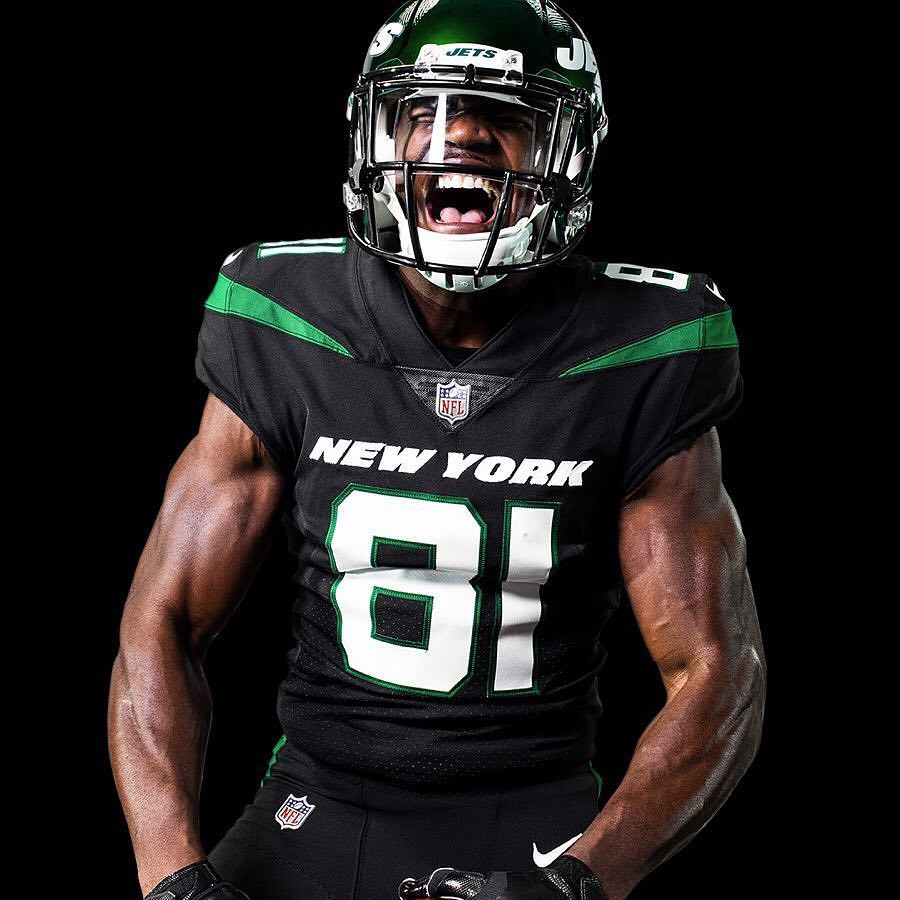 c147fa29870 New Uniforms a hit With Jets Faithful - JetNation.com (NY Jets Blog   Forum)