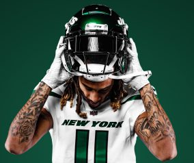 Report: Jets Still Working to Re-Sign Robby Anderson