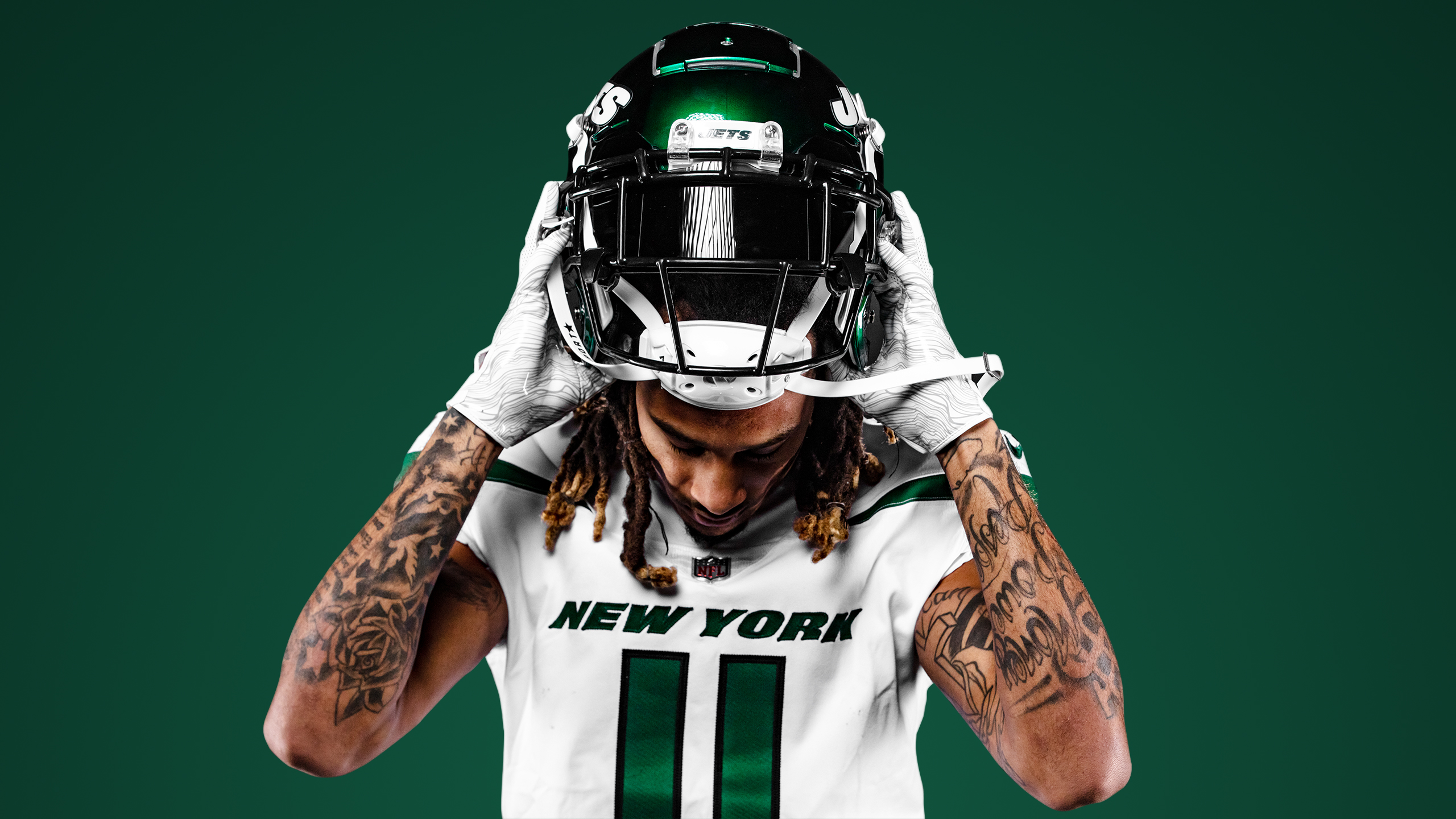 Uniforms Sports Jets New Explained video
