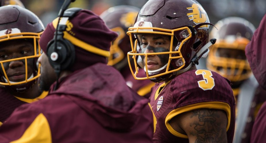 JetNation Prospect Preview:  Central Michigan CB Sean Bunting