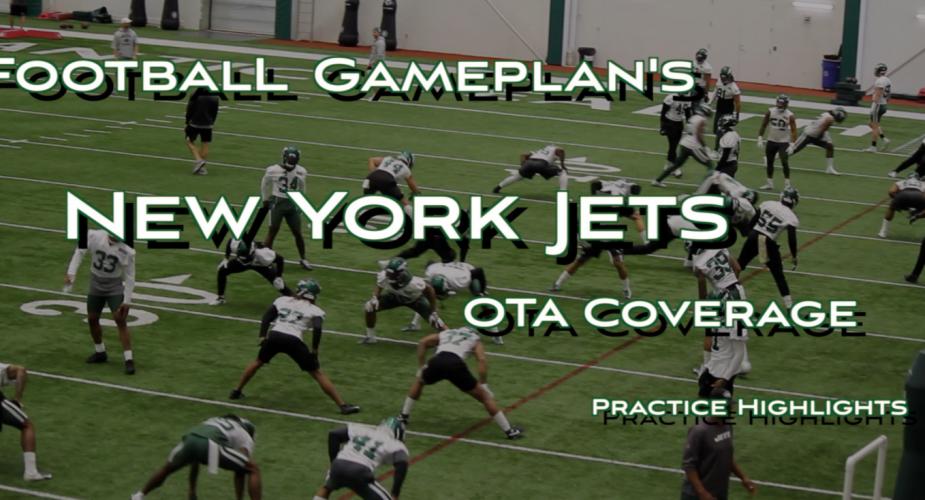 Jets OTA Practice Video