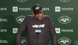 Gase: Darnold not Cleared for Contact, Jets Players to Start Competing for Playing Time