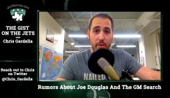 Rumors About Joe Douglas & GM Search