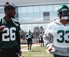 Training Camp Battles to Watch; NY Jets Podcast