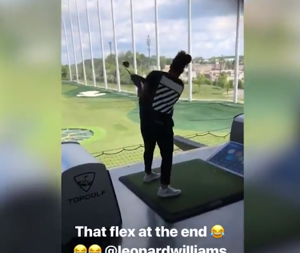 Practice canceled: Jets Spend the Afternoon at Top Golf
