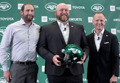Jets Introduce Joe Douglas & Bilal is Back; NY Jets Podcast