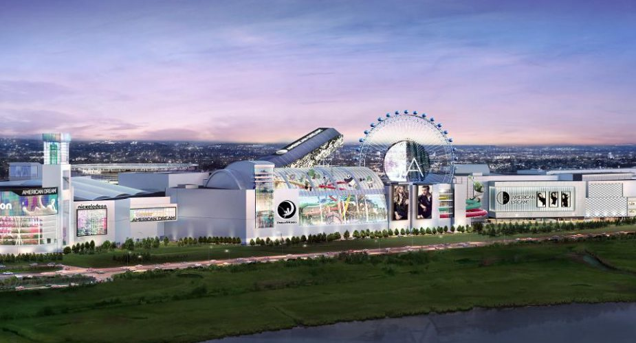 American Dream Mall To Open In October