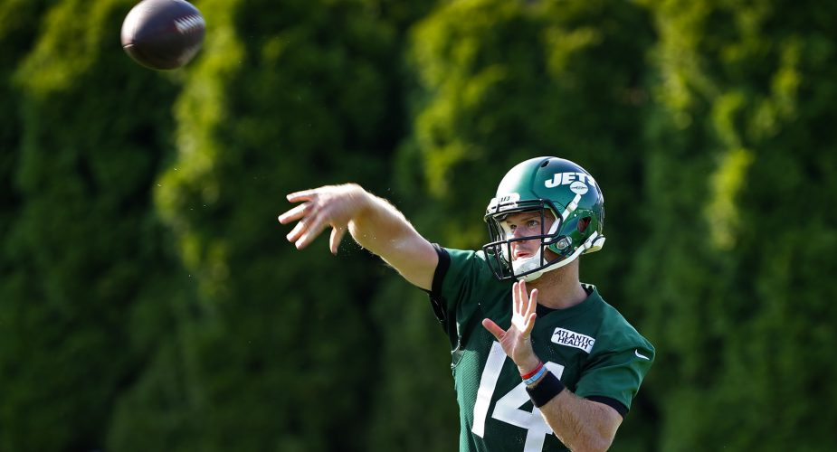 Darnold Out For Sunday; NY Jets Injury Updates