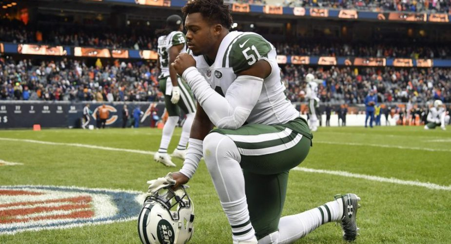 Brandon Copeland Suspended Four Games by NFL