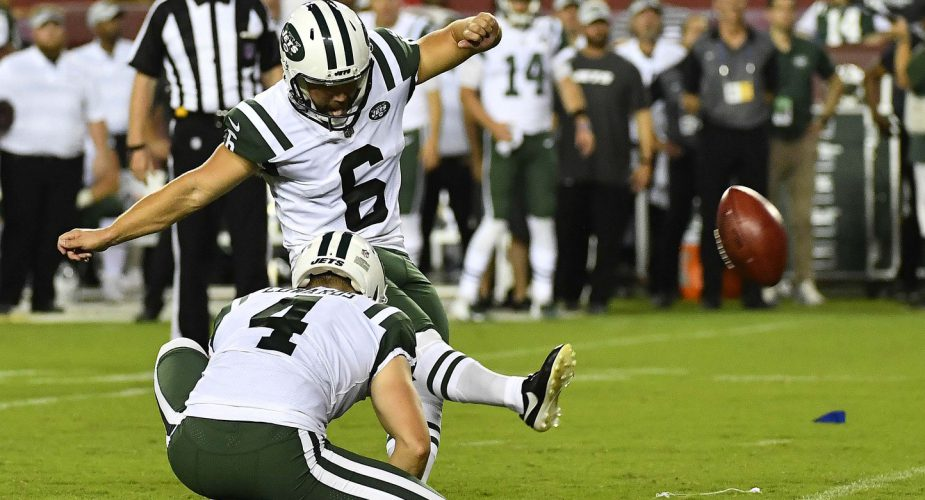 Jets Top Eagles 6-0; Rough Day for Taylor Bertolet