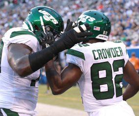 Jets \ Giants Game Observations