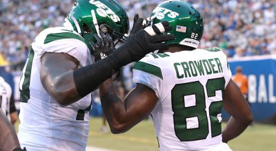 With Crowder's Contract Done, Saleh Says Team Excited to Have him on Board