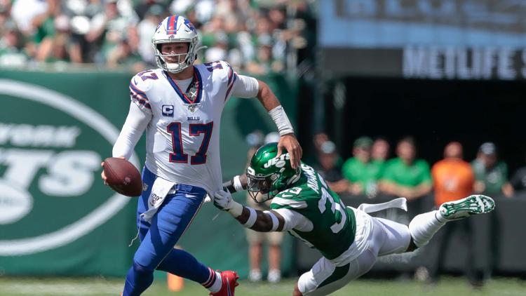 Plenty of red Flags for Gang Green in Embarrassing Loss to Bills