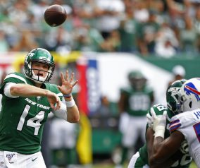 Darnold on Why He Thinks Passes Were Being Tipped