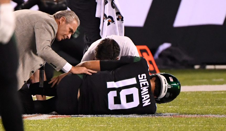 Trevor Siemian Out For the Year; Jets to Add Another QB