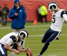 Jets add Kicker Sam Ficken
