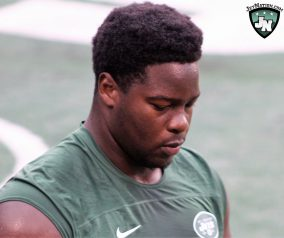 Fresh Faces Provide Added Boost on Jets D-Line